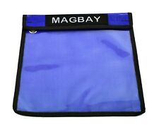 Single Mesh Fishing Lure Bag / Gear Bag Blue