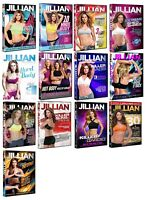 EM PRODUCTIONS* Disc JILLIAN MICHAELS Workout/Fitness DVD VIDEO New *YOU CHOOSE*