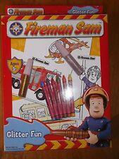 Nueva En Caja Fireman Sam Brillo Diversión Para Cumpleaños & Diversión de vacaciones de verano