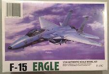 Arii Lee Model 1:144 Jet Fighter Series F-15 Eagle