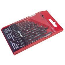13pc Brocas HSS Surtido de alta velocidad Set 1.5mm-6.5mm Madera Metal Plástico Hazlo tú mismo