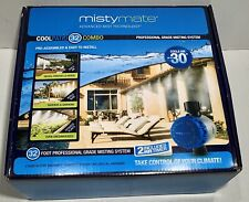 MistyMate 32 Combo Cool Patio 32-Foot Professional-Grade Misting System - 16002