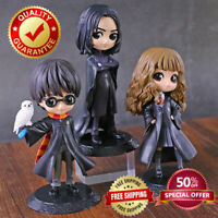 Q Posket Severus Snape Hermione Granger Harry Potter Figure Collectible Toy New