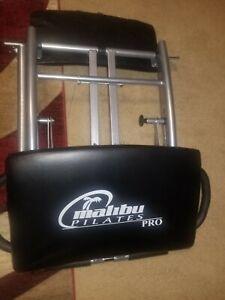 MALIBU Pilates PRO Chair Ab Fitness Workout Machine