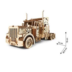 Ugears - Wood Model Building Heavy Truck VM-03 541 Pieces