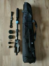 Sirui P-224S Carbon Fiber Monopod with Support Feet