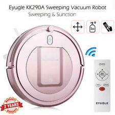 NUOVO! Eyugle KK290A Aspirapolvere Smart Robot Lavapavimenti Telecomando Cleaner
