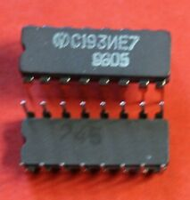 S193IE7 = SP8619E IC / Microchip USSR  Lot of 2 pcs