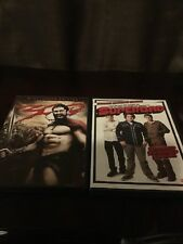 Movie Bundle: 300 (Widescreen) and SuperBad (UnRated Extended Edition).