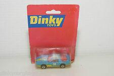 DINKY TOYS MATCHBOX PONTIAC FIREBIRD SE BLUE RALLY MINT BOXED RARE SELTEN