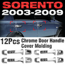 Chrome Door Handle Cover Garnish Molding Trim A269 For KIA 2003 - 2009 Sorento