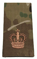 MULTICAM MTP OFFICIAL SERGEANT MAJOR RANK SLIDE 100% COMPATIBLE PATCH
