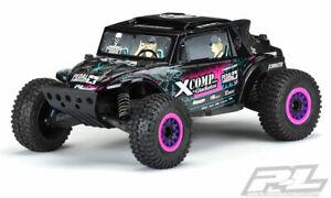 Pro-Line Megalodon Desert Buggy Blake Wilkey Edition (Black) Body PRO3563-18