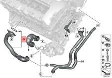 Genuine BMW E71 SAC Line Engine Feed Coolant Pump OEM 11537560885