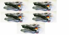 ALL NEW WHOLESALE LOT OF 50 AV VIDEO CABLES FOR PLAYSTATION 1 or 2 PS2 PS1 PSONE