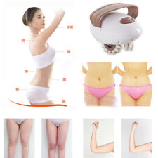 3D Electric Full Body Massage Roller Beauty Slimming Device Anti-cellulite Relax