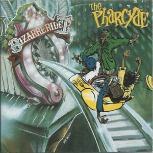 THE PHARCYDE bizarre ride II (CD, album) hip-hop, very good condition, 1992,
