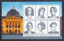 Echte postfrische Briefmarken mit Motiven aus Belgien