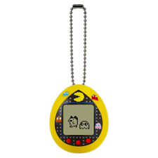 Bandai Tamagotchi Nano Pac-man 40th Anniversary Digital Pet Yellow