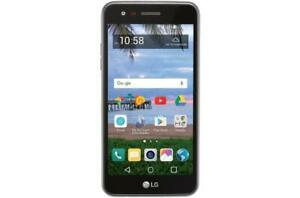 Reconditioned LG REBEL 2 4G LTE TracFone Smartphone (8 GB, L58VL)