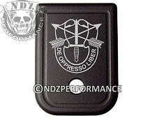For Glock Magazine 9mm 40 Plate BLK 17 19 22 23 26 27 34 35 US Special Forces 1