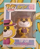 "Hanna Barbera "" Top Cat "" Funko Vinyl Figure. New In Box  With Free Protector"