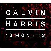 Calvin Harris - 18 Months (Original Soundtrack, 2012)