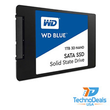 "Western Digital SSD interno 1.024gb formato 2.5"" Interfaccia SATA III (wds100t2b"