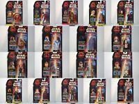 Star Wars Episode 1 Comm Tech / Comm Talk Action Figures - Hasbro Sealed on Card