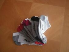 Tek Gear boys ankle socks pack of 5 sz large Nwt
