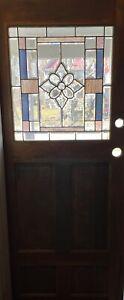 Door/Stained Glass Window
