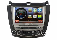 8 inch HONDA ACCORD/EURO 03-07 7TH GEN Car DVD GPS Stereo Player Head Unit Radio