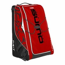 "New Grit GT3 Ice hockey Sumo hockey goalie bag 36"" equipment Chicago wheeled"