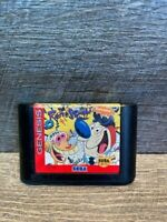 The Ren and Stimpy Show Stimpy's Invention (Sega Genesis, 1993) Cartridge Only