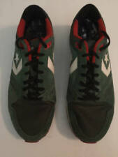 CONVERSE Cons Green Red Mens 8.5 Tennis Shoes 150682C