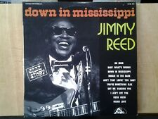 Disque vinyle lp Jimmy Reed. Down in Mississippi