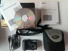 Nikon Coolpix P5100 Complete Excellent. With carry case. And charger.