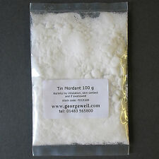 100g Fibrecrafts Natural Dyeing Mordant - Tin (Stannous Chloride)