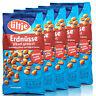 ültje - 5 x Erdnüsse pikant gewürzt in 1 kg Packung - Erdnusskerne geröstet