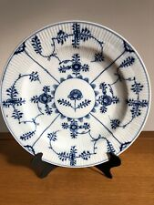 Antique Meissen Strawflowers Plate