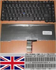 Teclado Qwerty UK Toshiba Tecra M9 A9 M9 Satellite Pro S200 G83C000872EN
