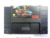 KILLER INSTINCT Super Nintendo SNES Game Authentic - Tested & Authentic!