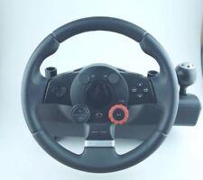 Logitech PS3 PC Driving Force GT Feedback E-X5C19 Steering Wheel Controller GT5