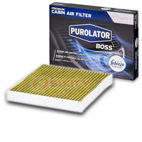 Purolator BOSS Cabin Air Filter for 2008-2017 Mitsubishi Lancer 2.0L 2.4L L4 mh