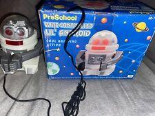 🔋Lil' Android Batterie Powered Robot Toy Preschool RadioShack 1997🔋