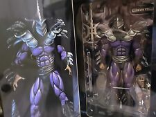 NECA Teenage Mutant Ninja Turtles Super Shredder Deluxe Action Figure