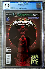 Batman and Robin #13 CGC 9.2 New 52 DC Comics 2012