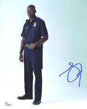 (SSG) MICHAEL JACE Signed 8X10 Color Photo with a JSA (James Spence) COA