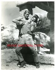"Jock Mahoney Tarzan Goes To India Original 8x10"" Photo #M2522"
