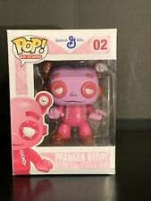 Funko Pop! Ad Icon Franken Berry #2 Vaulted W/Protector